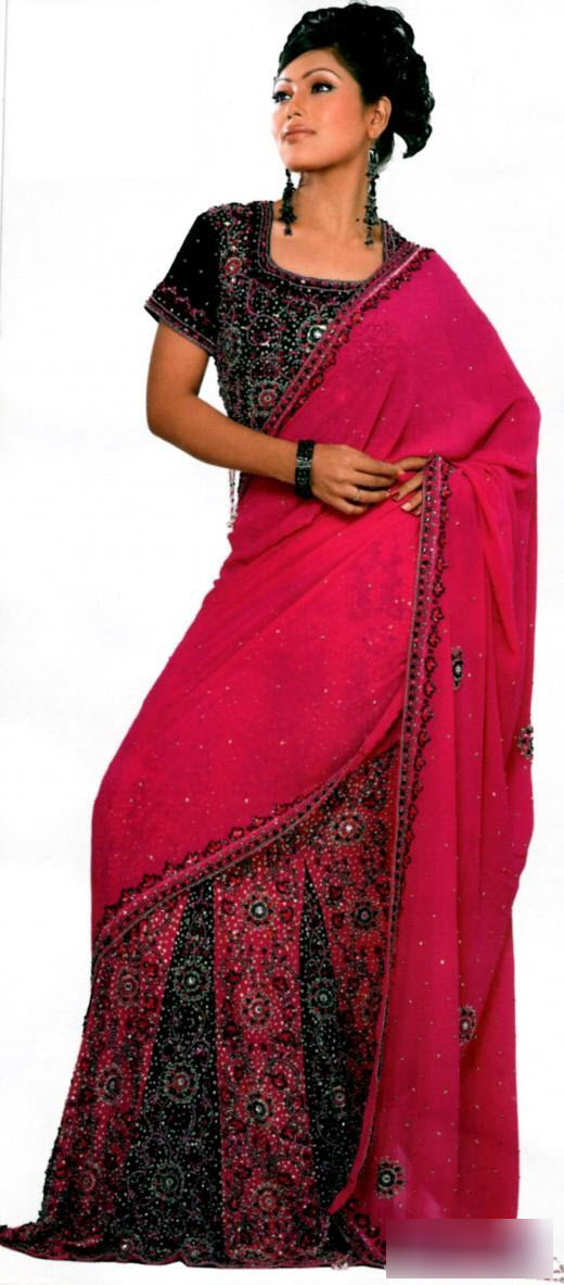 latest-Bridal-Saree-trend-in-india