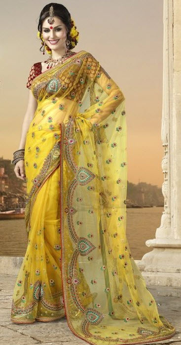 latest-trend-saree-design-2012-2013