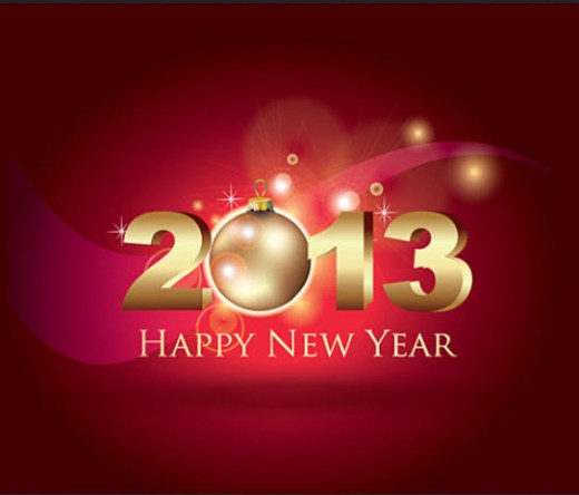 2013-newyear-wallpaper-red-color background