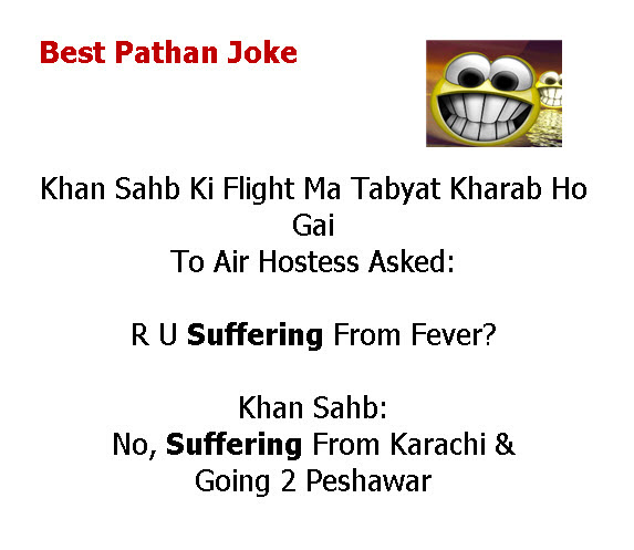 Latest Pathan Urdu Jokes 2013 Itsmyideas Great Minds
