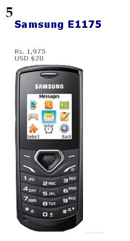 Samsung E1175