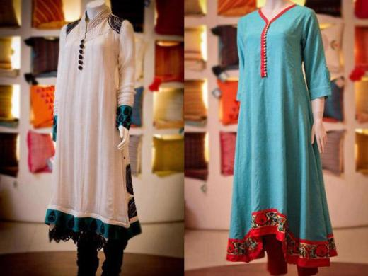 latest-trends-of-frock-in-pakistan-2013-2014