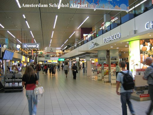 Amsterdam Schiphol Airport-latest-Picture-2013 2014