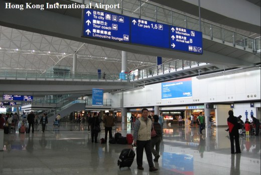 HongKong International Airport images 2013 2014