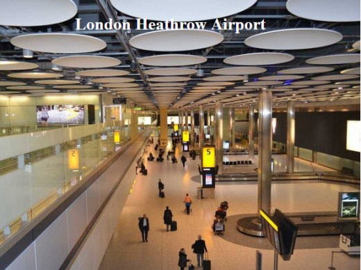 London-Best-airport-Heathrow Airport