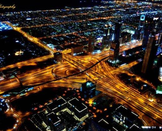 Dubai-Night-view-2012