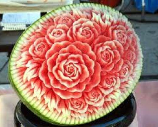 amazing-flower-fruit-cutting-style