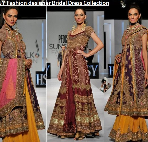 HSY-Bridal-Fashion-Week-Collection-2013 with Price