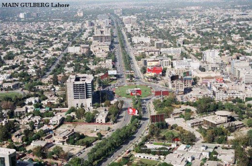 Lahore-City-Latest-Picture-main-gulberg-road