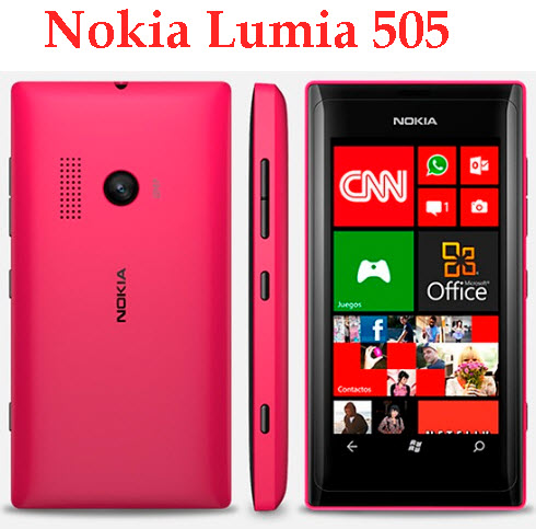 Nokia-Lumia505 Review