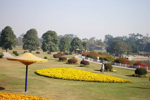 Gulshan-Iqbal Park Lahore Picture