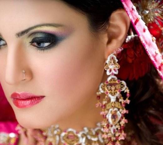 nadia-hussain-latest-bridal-makeup-2013
