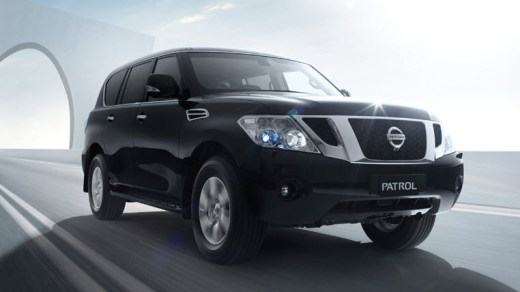 Latest-Nissan-Patrol-2013-2014 HD widescreen wallpaper