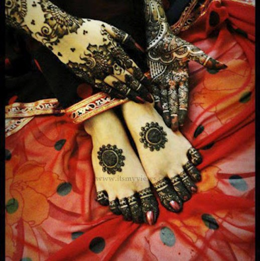 latest-henna-mehndi-designs-for-brides-2015 - 2016