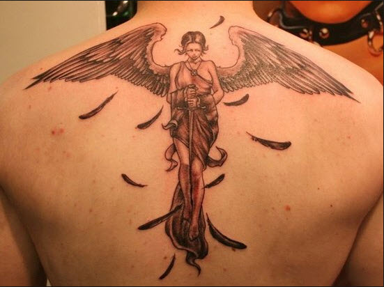 Most-beautiful-tattoo-with girl picture 2013 2014
