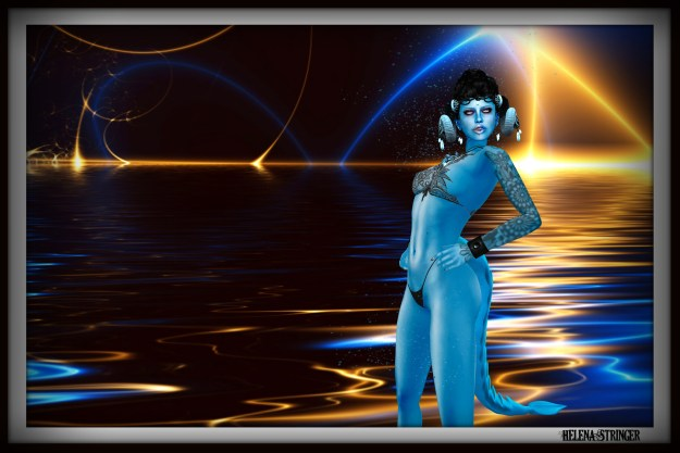 Helena Stringer - IOF - Lake Serpent - 1