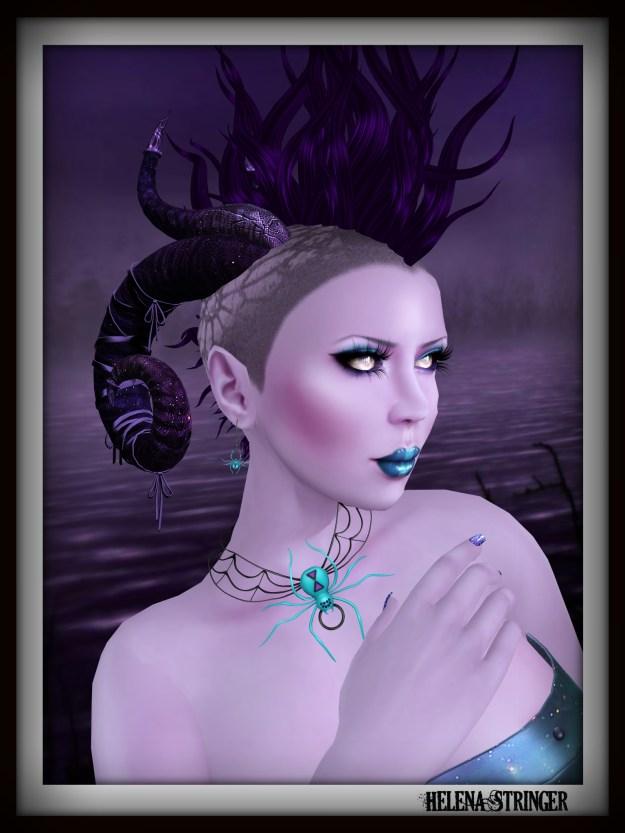 Helena Stringer - IOF - Cosmic Spider - 2