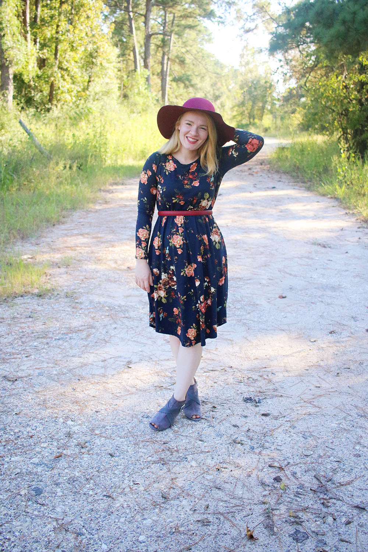 Fall 2016 Booties Dress