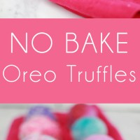 BEST EVER Oreo Truffles!