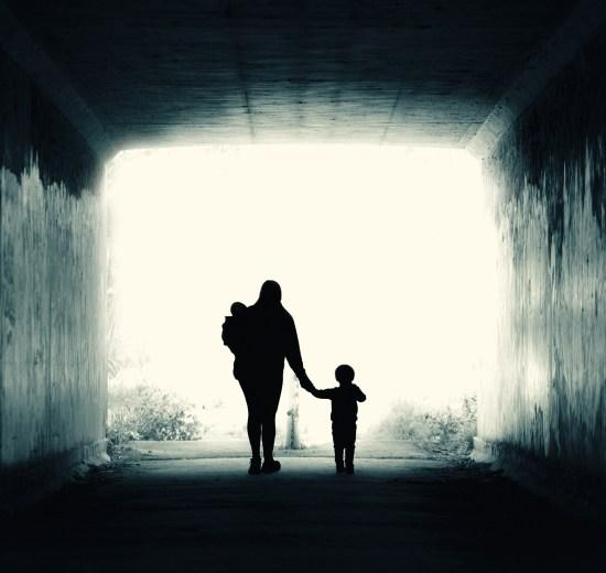 The transition to single motherhood