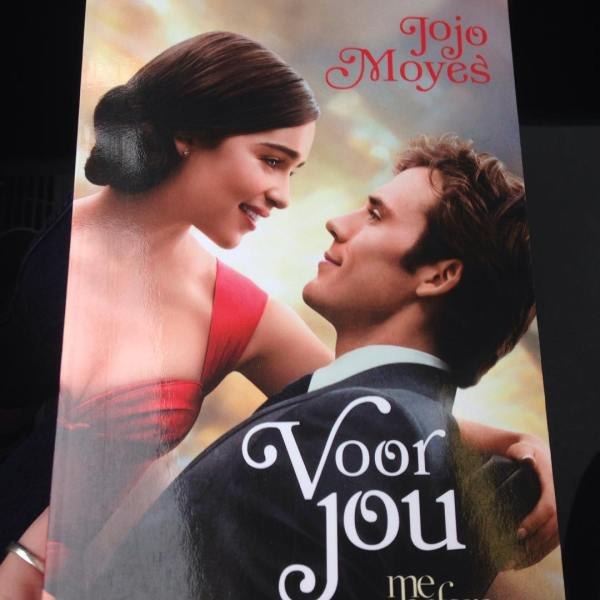 Books are always better than movies mebeforeyou voorjou books readinghellip