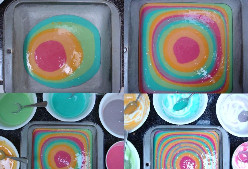 Rainbow ZebraCake (2/5)
