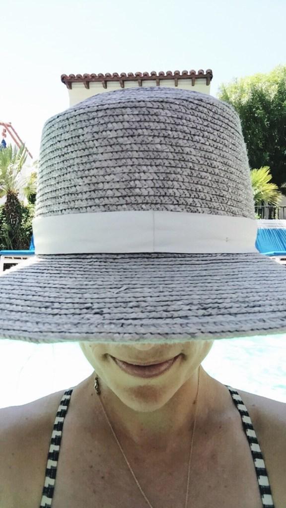 vanessa leone hat, itsy bitsy indulgences