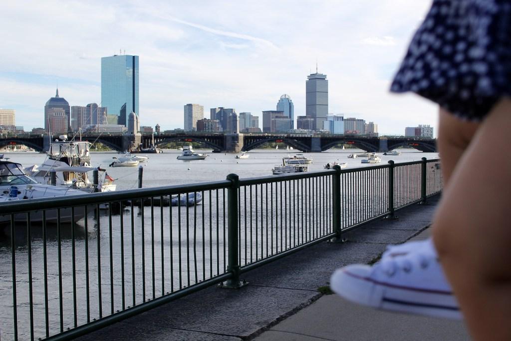 boston skyline, itsy bitsy indulgences