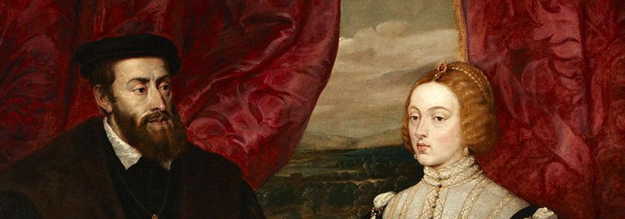 Carlos-V-Emperatriz-Rubens