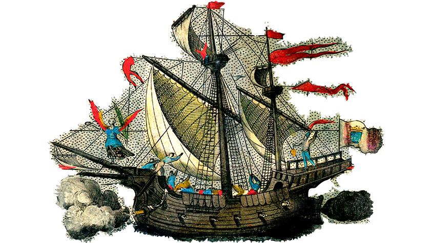 La Primera vuelta al mundo: Fernando Magallanes y Juan Sebastián Encano. La audacia de dos Monarquías