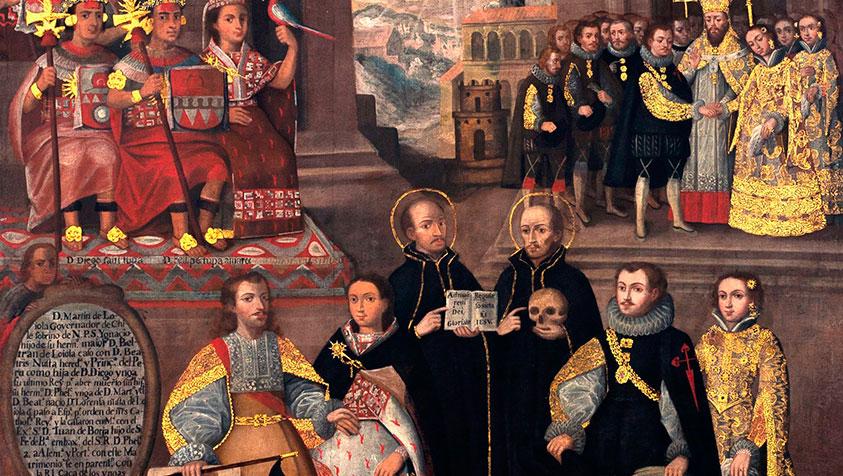 XIV Seminario Internacional «La Corte en Europa»: La lucha por la hegemonía mundial. Entre política y religión: jesuitas, castellanos y portugueses