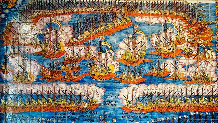 Seminario: 450 años de Lepanto, relecturas de una ocasión
