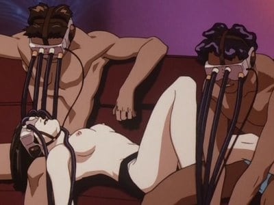 nude black ass