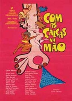 Poster do filme Com as Calças na Mão