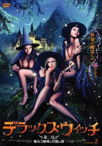 Poster do filme The Witches of Breastwick