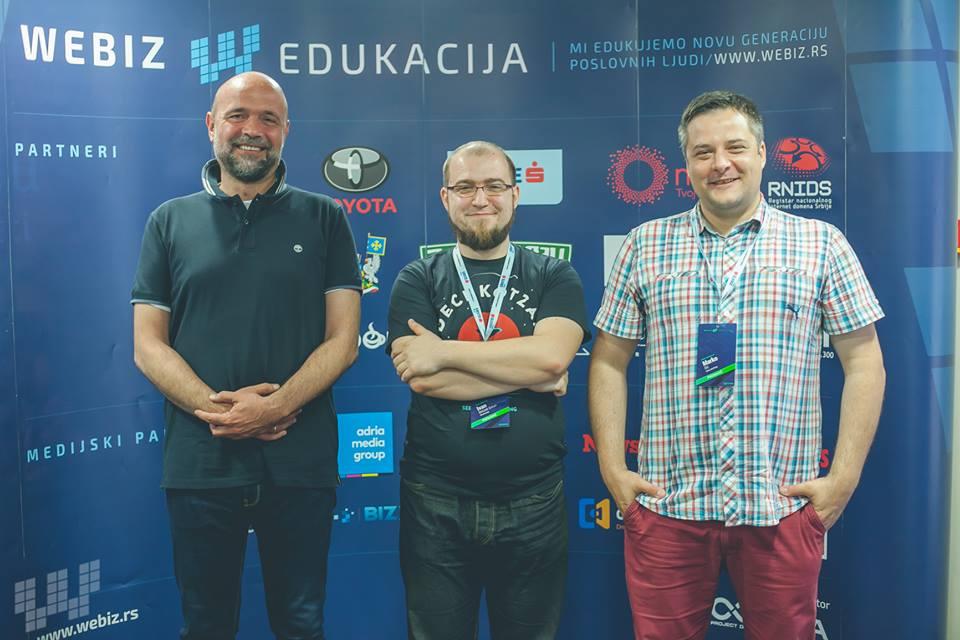 Webiz Zlatibor - Zoran Bošković, Ivan Brezak Brkan, Marko Ilić,