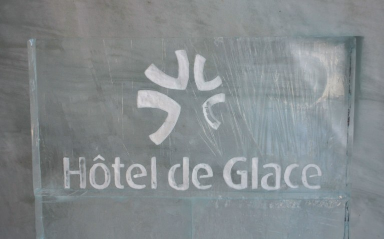 Hôtel de Glace :: A Night of Ice in Québec City :: I've Been Bit! A Travel Blog