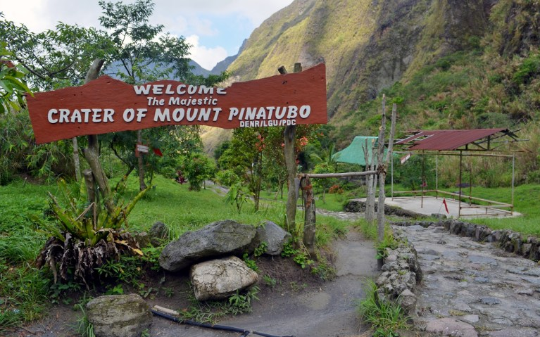 Made it to the Crater - Mt Pinatubo Tour :: I've Been Bit! A Travel Blog