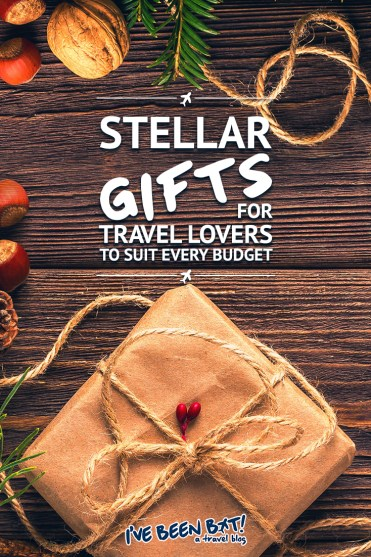 IveBeenBit.ca | Christmas, Travel, Travel Gifts, Gifts, Travel Gear, Holidays, Birthdays, Gift Guide, Canada, USA | #Travel #TravelGifts #Gifts #TravelGear #Holidays #HolidayGiftGuide |