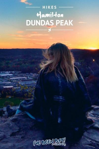 I've Been Bit! A Travel Blog :: Hiking Hamilton - Dundas Peak | Ontario, Canada, Hikes, Outdoors |