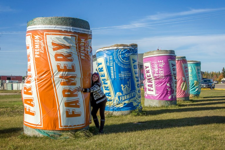 Farmery in Neepawa, Manitoba Road Trip - 7 Days of Canadian Prairie Adventure :: I've Been Bit A Travel Blog