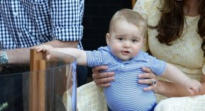The 24 cutest Prince George moments from the Royal Tour.