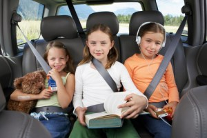 Game tips for car trips