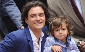 The celebrity dad who has an around-the-clock nanny.