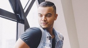 Guy Sebastian shares a snap of his two adorable sons.