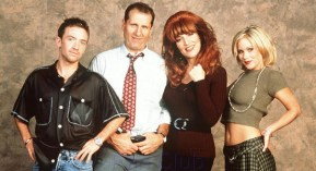 It's been 17 years but now the cast of Married… With Children are back together.