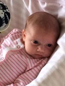 Katie Price's daughter Bunny