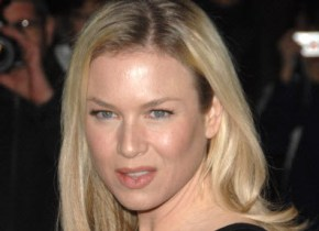 Renee Zellweger doesn't look like this anymore.