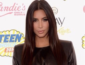 Did Kim Kardashian just say she's pregnant?