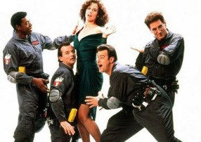 The cast of Ghostbusters. Where are they now?